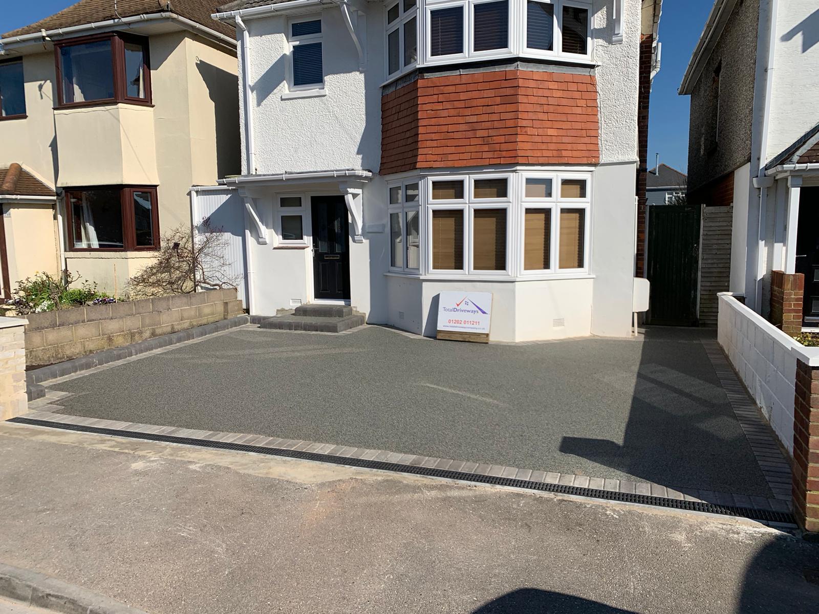Resin Driveways Poole